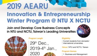Chương trình trao đổi với đại học National Chiao Tung University (NCTU) và Pohang University of Science and Technology (POSTECH) năm học 2019-2020