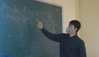 """Chúc mừng Trịnh Hải Sơn – K64 Quốc tế Vật lý đã đạt danh hiệu """"Sinh viên 5 tốt"""" cấp Thành phố năm 2020!"""