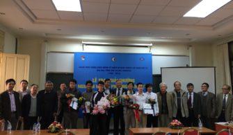Giải thưởng Nguyễn Hoàng Phương năm 2016